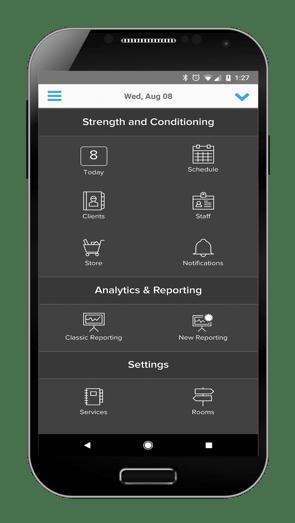 scheduling staff app business management software