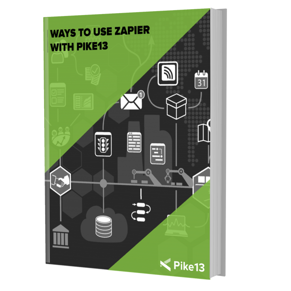 ways to use zapier with pike13