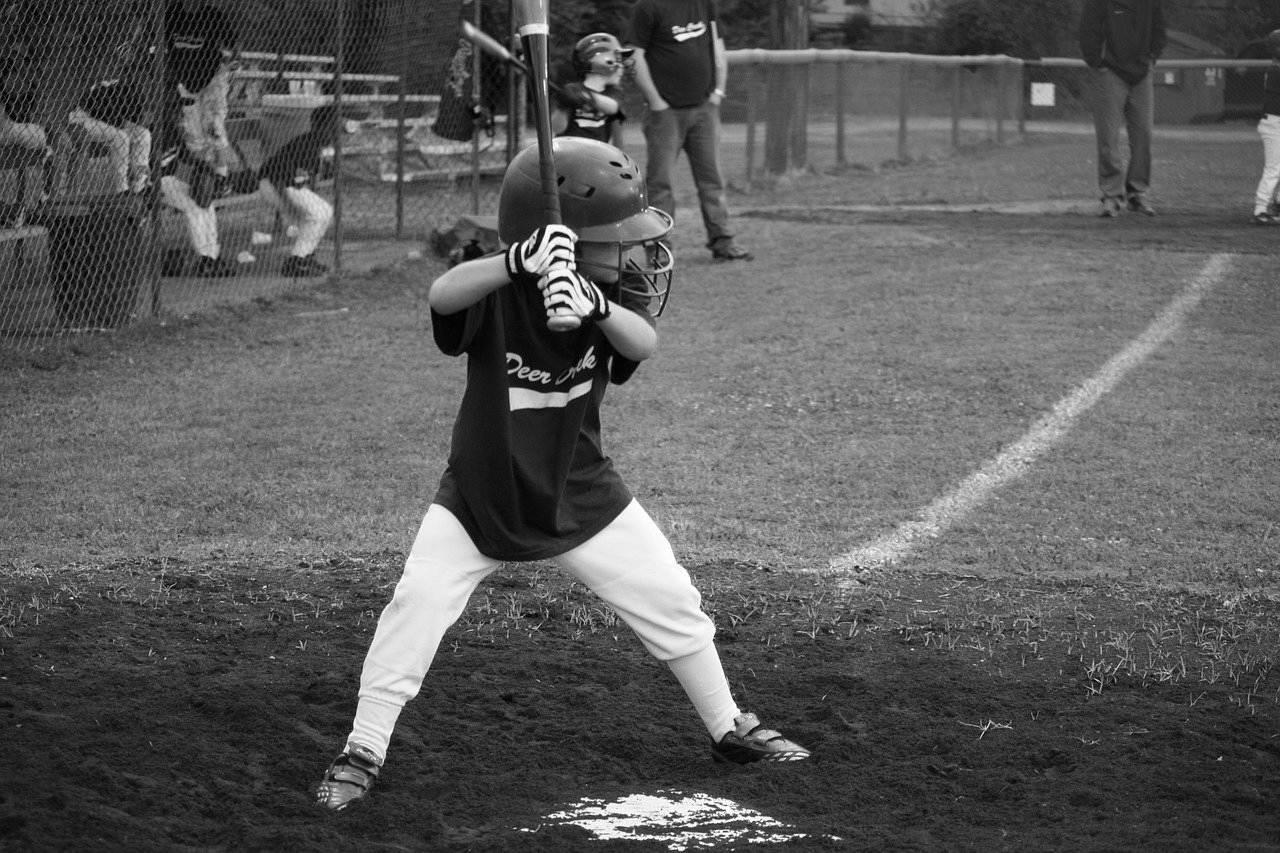 baseball-boy-bw
